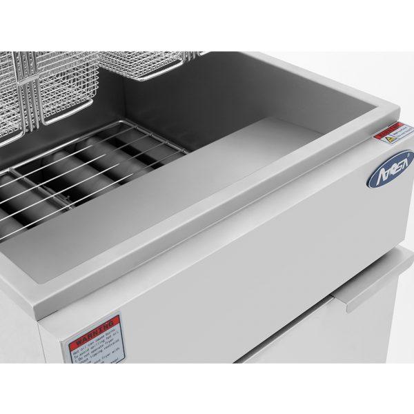 ATFS-40 HD 40lb S/S Deep Fryer