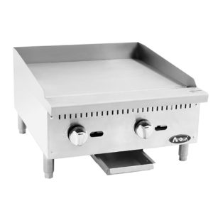 ATMG-24 HD 24″ Manual Griddle