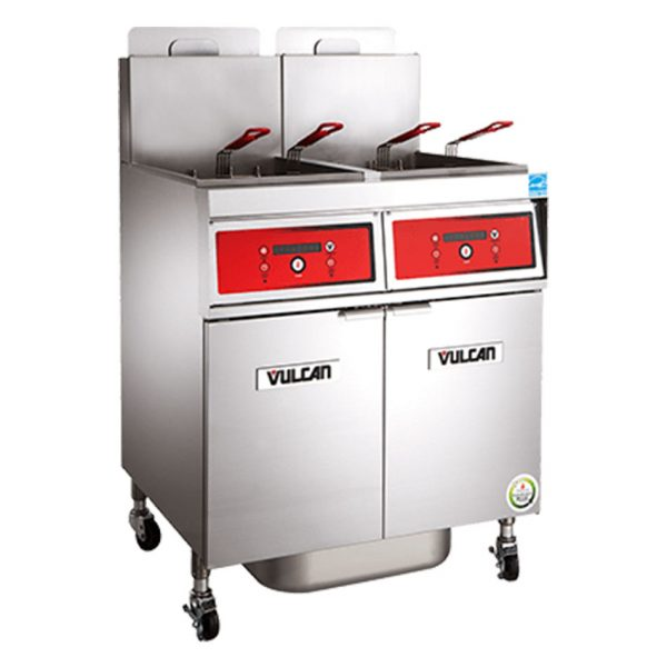 PowerFry5™ Four Battery Fryer with KleenScreen PLUS®