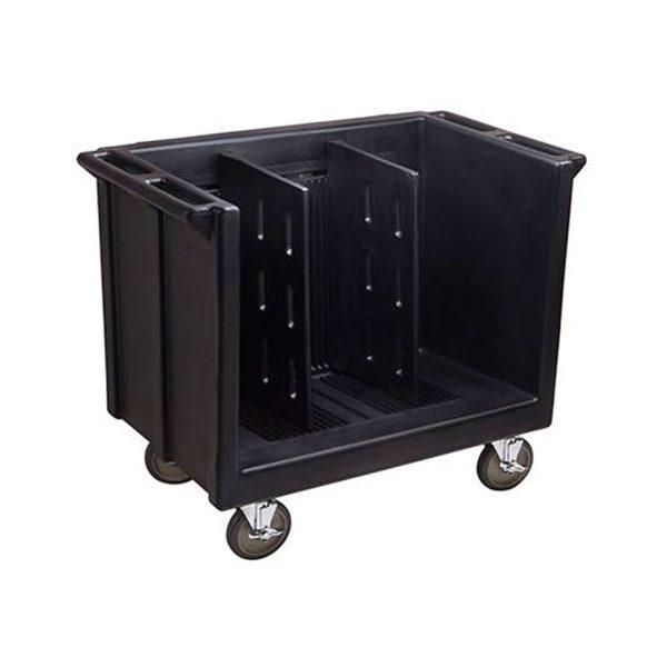 Adjustable Tray and Dish Cart