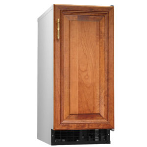 AM-50BAJ-ADDS, Ice Maker, Air-cooled, Self Contained, Built in Storage Bin