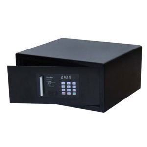 Custodian Safe - Laptop - CS 200 LPT-BK