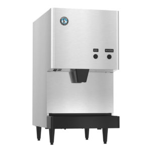 DCM-270BAH, Ice Maker, Air-cooled, Ice and Water Dispenser