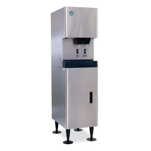 DCM-270BAH-OS, Ice Maker, Air-cooled, Ice and Water Dispenser, Opti-Serve Series