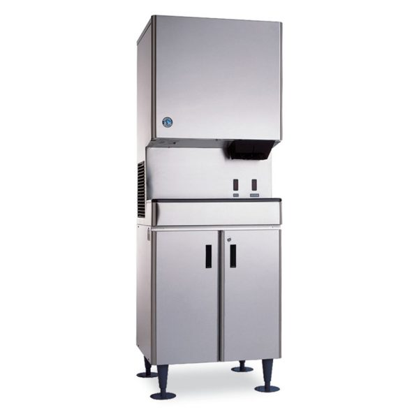 DCM-500BAH-OS, Ice Maker, Air-cooled, Ice and Water Dispenser, Opti-Serve Series
