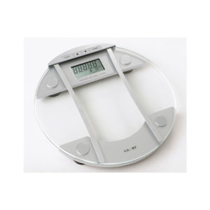 EF551BW - Body Fat And Hydration Scales