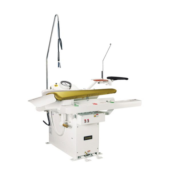 """""""F"""" Series (Clear Buck)-472FGR Contoured Legger Dry Cleaning Press"""
