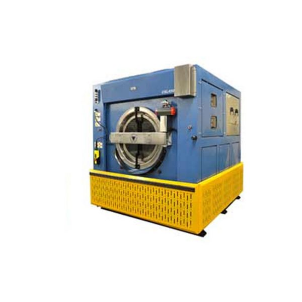 Open Pocket Tilting Soft Mount Washer-Extractors