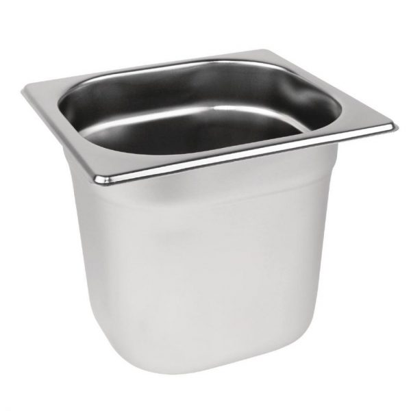 big steel bowl