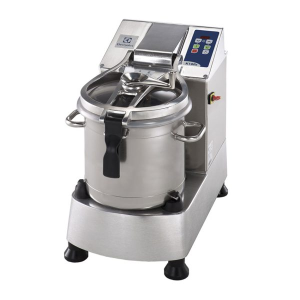 Food Processor stainless-steel